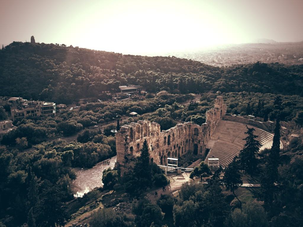 Seitenportait Athens
