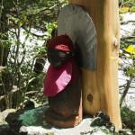 Bild 10. Eine Statue des Jizō.
