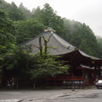 Bild 31. Hier hat sich Tokugawa Iemitsu ein Denkmal gesetzt.