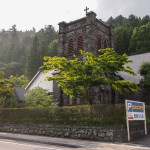 Bild 35. Eine Kirche in Japan.