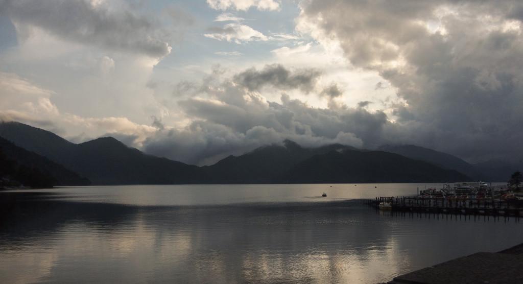 Bild 39. Der malerische Chuzenji-See.