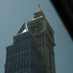 Bild 4. Der Al Yaqoub Tower mit The Tower davor.