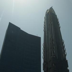 Bild 5. Keine Ahnung was für einer, aber dafür ein interessanter Turm.