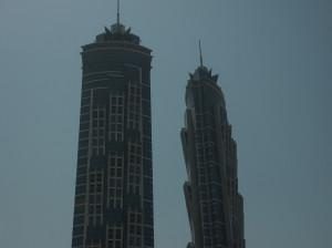 Bild 7. Das JW Marriott Marquis Dubai, das höchste Hotel der Welt.