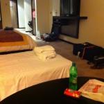 Bild 7. Unser Hotelzimmer.
