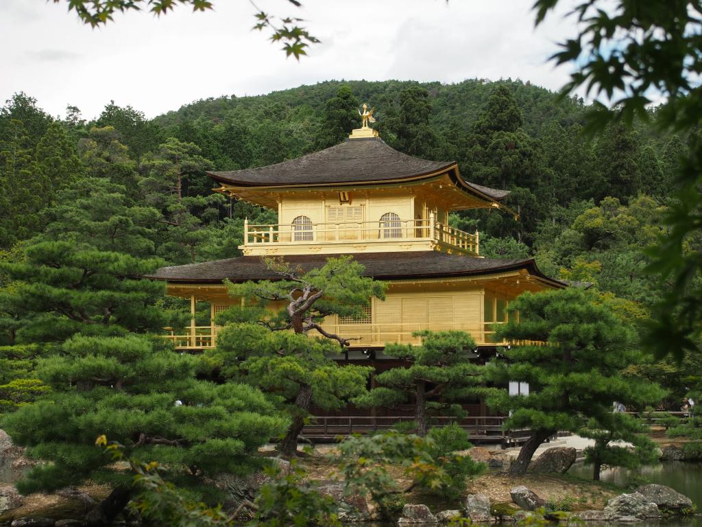 Bild 5. Der Pavillon im Detail.