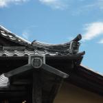 Bild 9. Dachfratzendetail.