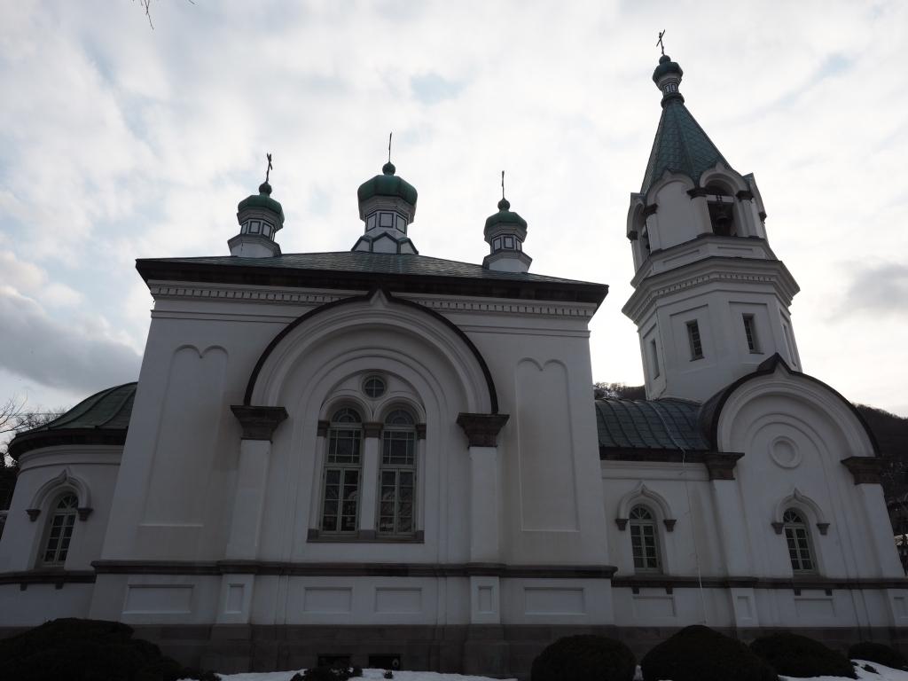 Bild 15. Oh, und Kirchen gibt es auch viele!