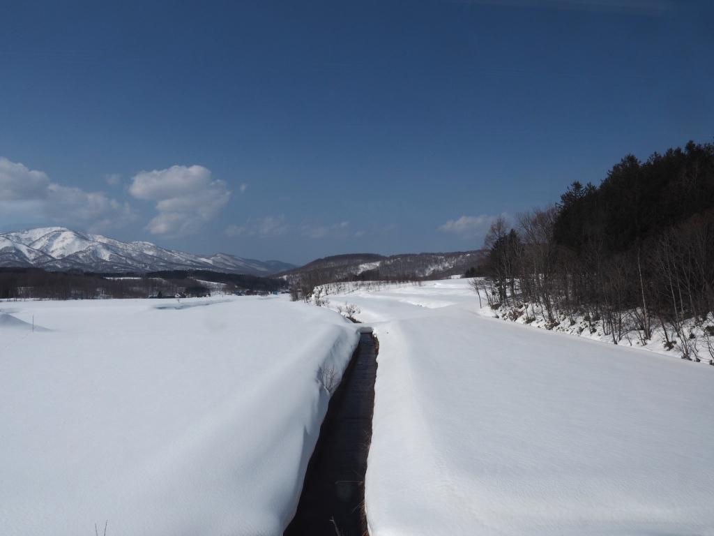 Bild 28. Schnee!
