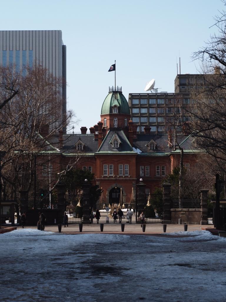 Bild 21. Abschliessend noch einmal das ehemalige Regierungsgebäude bei Tag.