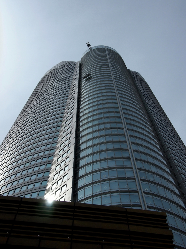 Der Roppongi Hills Mori Tower.